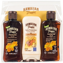 Hawaiian Tropic Travel Set