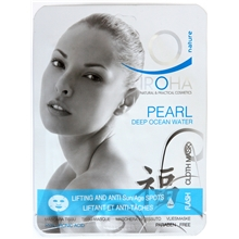 Tissue Mask Pearl Extract+Deep Ocean Water