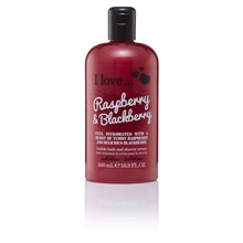 Raspberry & Blackberry Bath & Shower Crème
