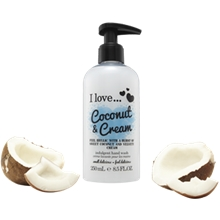 Coconut & Cream Hand Wash