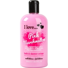 Pink Marshmallow Bath & Shower Crème