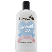 Coconut Ice Bath & Shower Crème