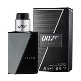 Bond 007 Seven - Eau de toilette (Edt) Spray