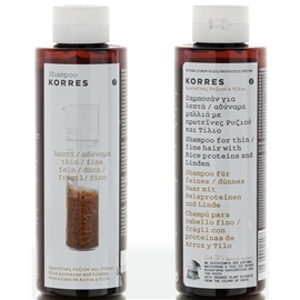 Rice Protein & Linden Shampoo - Thin/Fine Hair