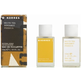 White Tea/Bergamot/Freesia - Eau de Toilette