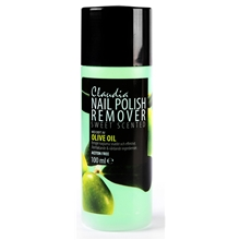 Claudia Nail Polish Remover Aceton Free Olive