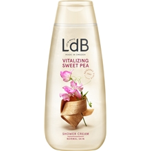 LdB Shower Vitalizing, Sweet Pea & Silk  <em> Normal</em>