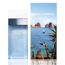Light Blue Love in Capri - Eau de toilette