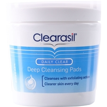 Clearasil Daily Clear Deep Cleansing Pads