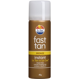 Le Tan in Le Can - Bronze