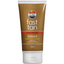 Fast Tan Deep Bronze Instant Self Tanning Lotion