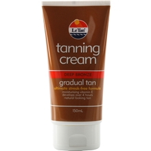 Tanning Cream Coconut Deep Bronze Gradual Tan