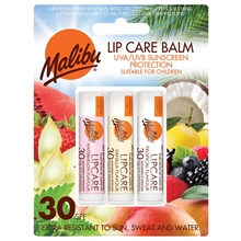 Malibu Lip Care Balm Set SPF 30