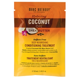 Hydrating Coconut Oil & Shea Butter Sachet