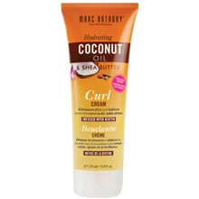 Hydrating Coconut Oil & Shea Butter Curl Cream