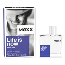 50 ml - Life Is Now For Him