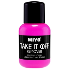 Miyo Take it Off Remover