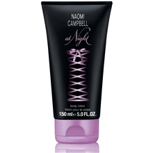 Naomi Campbell at Night - Body Lotion