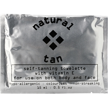 Natural Tan Body Self Tan Sachet