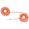 05310 Coral Flower Hairpin Set