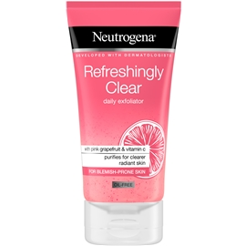 Pink Grapefruit Daily Scrub
