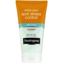 Visibly Clear Spot Stress Control Daily Scrub