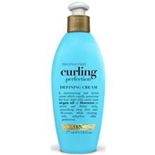 Ogx Argan Oil Curling Perfection Defining Cream