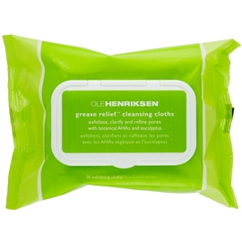 Grease Relief Cleansing Cloths - Pore Refining