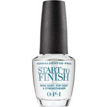 OPI Start To Finish