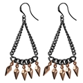 Urban Nomad Chain Earring