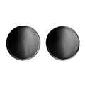 Simple Being Hematite Stud Earrings