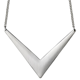 Destiny Necklace Silver Plated