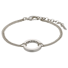 Affection Bracelet Silver Plated
