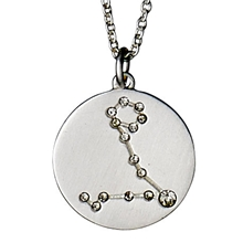 Pisces Horoscope Necklace