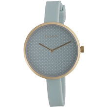 Green Dotted Watch