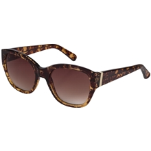 Sunglasses Gold Plated/Brown