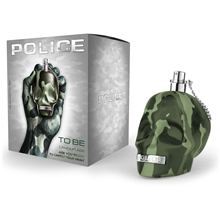 75 ml - Police Camouflage