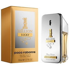 1 Million Lucky - Eau de toilette