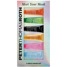 6 Piece Mask Kit