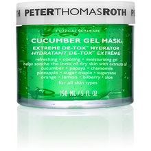 Cucumber Gel Masque