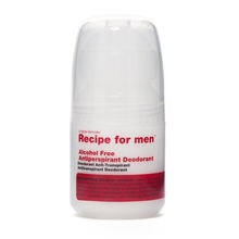 Recipe For Men Antiperspirant Deodorant Roll On