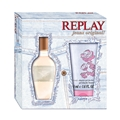 Replay Jeans Original For Her - Gift Set