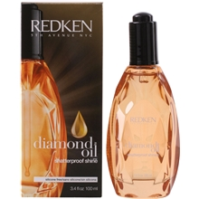 Diamond Oil Shatterproof Shine
