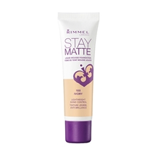 Stay Matte Liquid Mousse Foundation