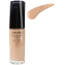 Synchro Skin Glow - Luminizing Fluid Foundation