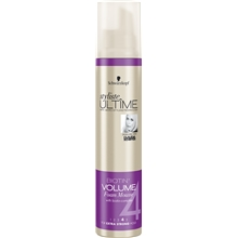 Styliste Ultime Volume Mousse - Extra Strong