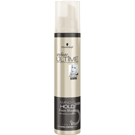 Styliste Ultime Hold Mousse - Ultra Strong