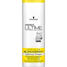 Essence Ultime Blonde & Bright Shampoo