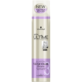 Styliste Ultime Flex & Volume Hairspray - Strong