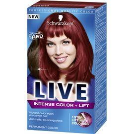 Live Intense Color